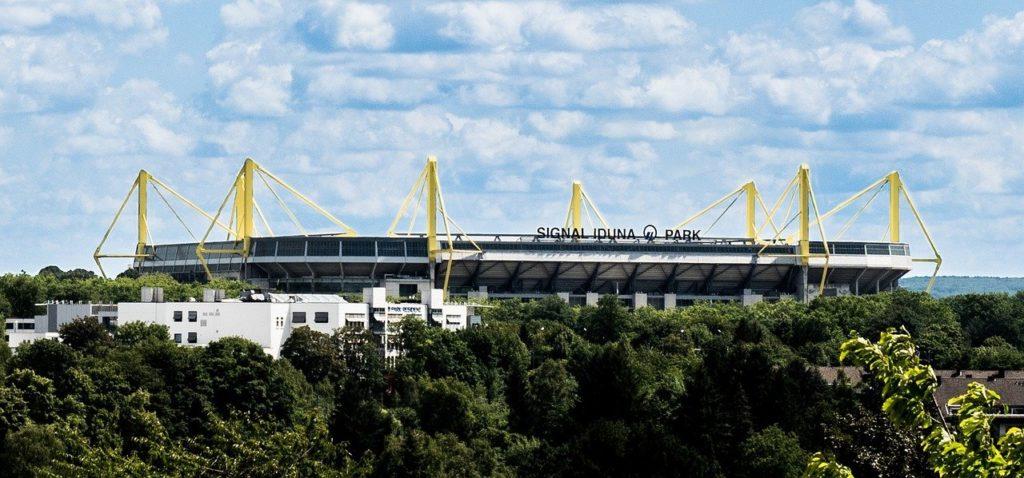 Fussballstadion-Borussia-Dortmund