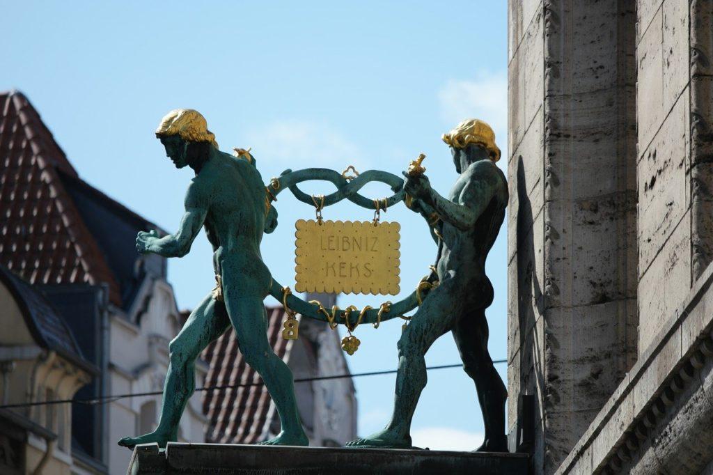 Goldener-Bahlsen-Keks-Hannover